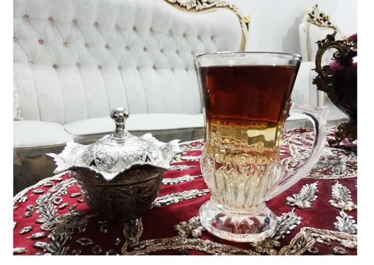 چای دورنگ